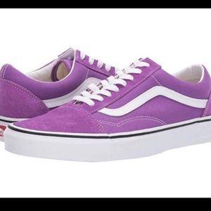 Vans old purpose Skool sneaker new w/tags size 8